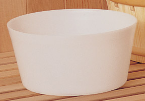 1 Gallon Plastic Liner for Wooden Buckets